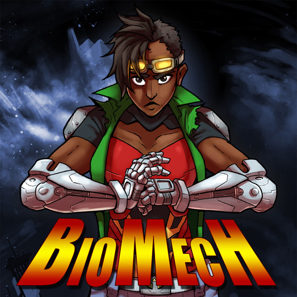 Read BioMech on LINE Webtoon
