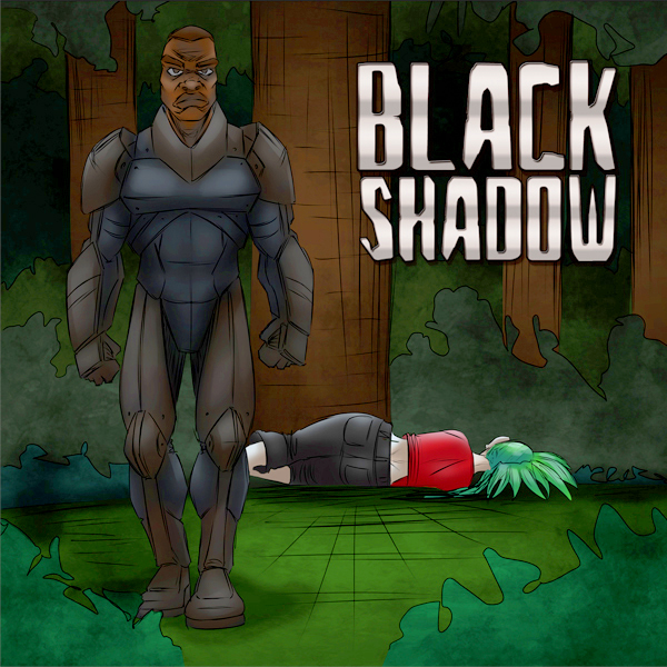 Read Black Shadow on LINE Webtoon