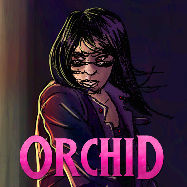 Read Orchid on Graphite Comics