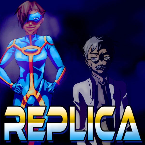 Read Replica on Graphite Comics